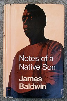 Cover of Notes of a Native Son (British edition)