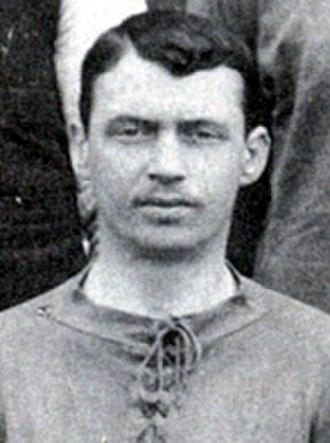 James Bradley (footballer) - Image: James Bradley 1881 2