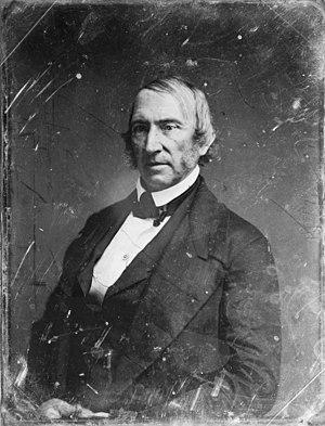 James McDowell - Daguerreotype portrait of Governor McDowell