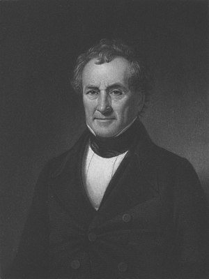 Missouri Compromise - Representative James Tallmadge Jr., author of the antislavery amendment to Missouri statehood