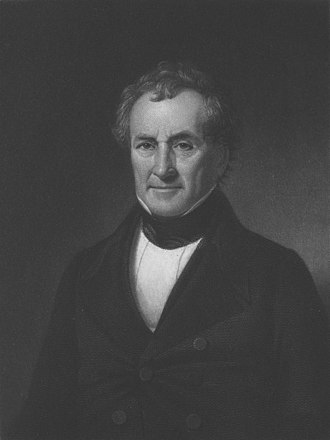 New York's 4th congressional district - Image: James Tallmadge portrait