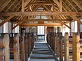 Jamestown Settlement Church Inside (3347051373).jpg