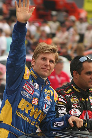 2007 Toyota/Save Mart 350 - Jamie McMurray had the third pole position of his career.