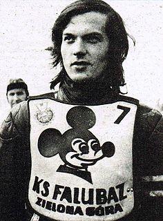 Jan Grabowski (speedway rider) Polish speedway rider