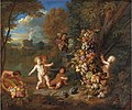 Jan Pauwel Gillemans (II) - Garland of fruit with putti.jpg