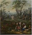 Jan Pieter van Bredael II - Village Feast.jpg