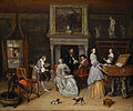 Jan Steen - Fantasy Interior with Jan Steen and the Family of Gerrit Schouten - Google Art Project.jpg