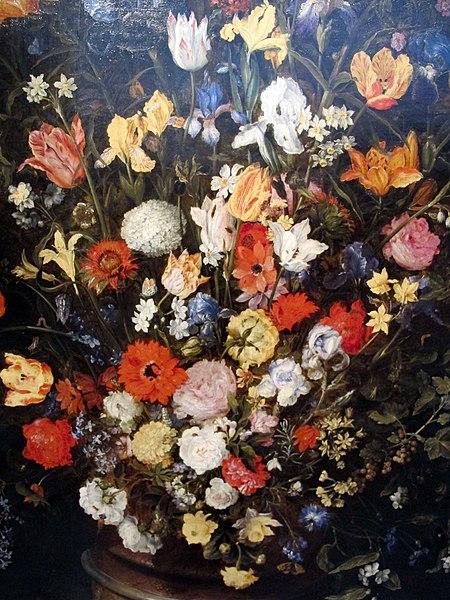 File:Jan bruegel il vecchio, bouquet di fiori, 03.JPG