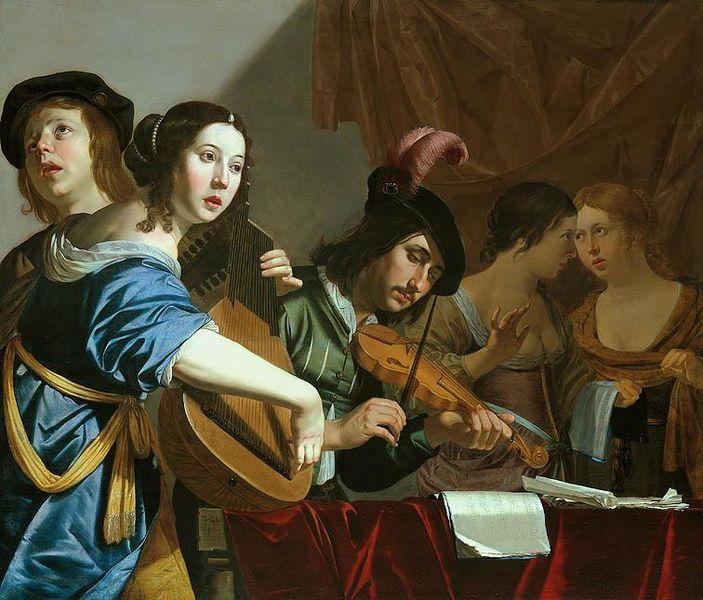 File:Jan van Bijlert - Musical Company - WGA02182.jpg