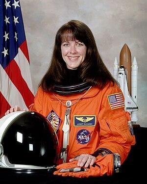 Janet L. Kavandi - Image: Janet L Kavandi NASA