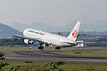Japan Air Lines, B-767-300, JA602J (17327528406).jpg