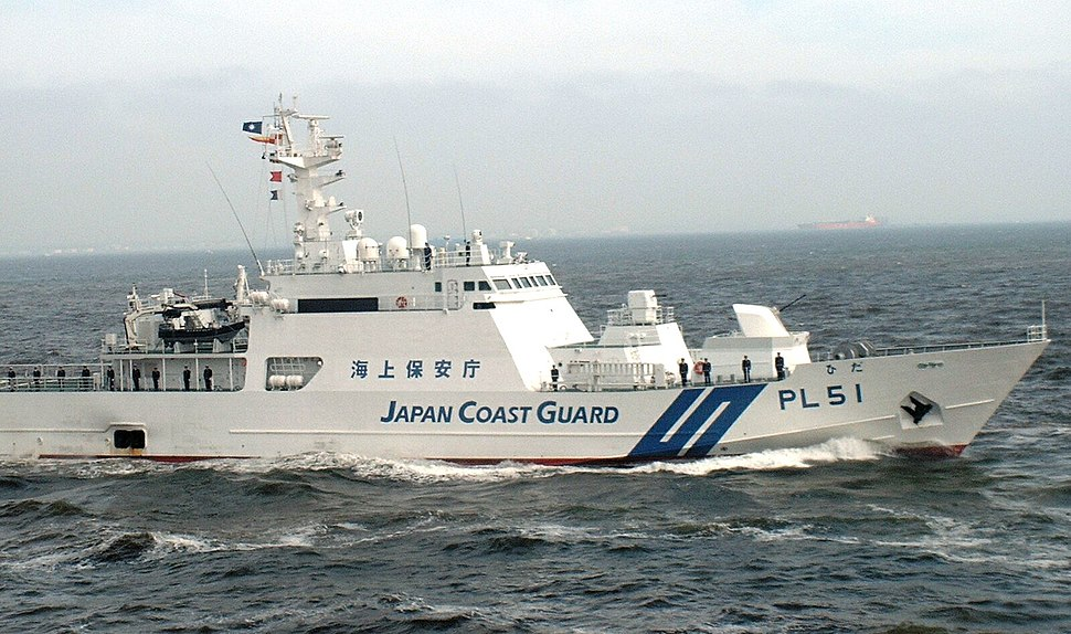 Japan Coast Guard PL51 Hida 2