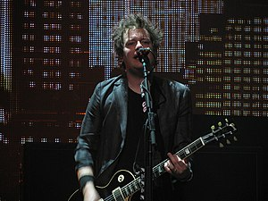 Jason White (musician) - Jason White performing in Ottawa, Ontario, Canada in 2009.