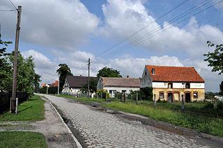 Jastrzębce, Lower Silesian Voivodeship Village in Lower Silesian, Poland