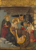 Jaume Ferrer - The Nativity - 1953.660.2 - Cleveland Museum of Art.tiff