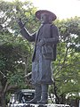 Jayme Caetano Braun, Parque da Harmonia, Porto Alegre, Brasil.JPG
