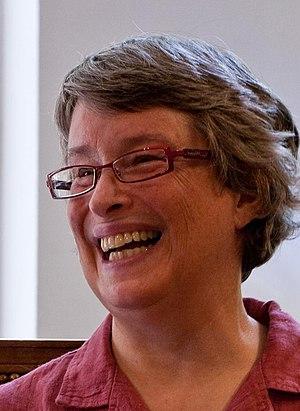 Jeanne Birdsall - Jeanne Birdsall in 2009