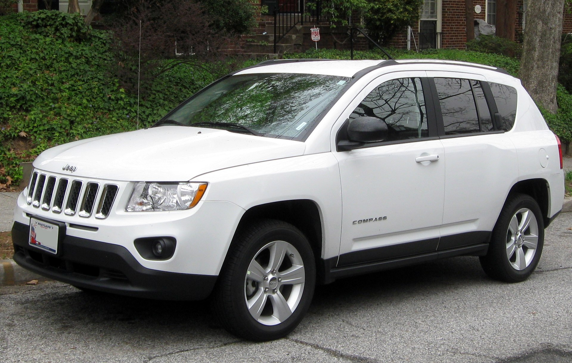 Liberty Auto Sales >> Jeep Compass - Wikipedia