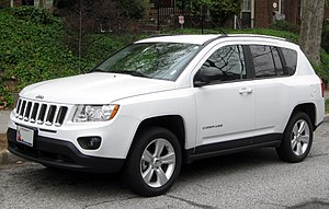 Jeep Compass - Image: Jeep Compass 03 21 2012 2