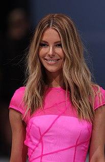 Jennifer Hawkins Australian model, presenter, and beauty queen