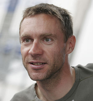 Jens Voigt - Voigt at the 2007 Entega Grand Prix.