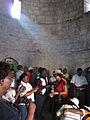 Jerusalem Chapel of the Ascension - busy! (6035883159).jpg