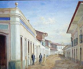 Rua da Quitanda, 1858
