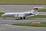 Jet Aviation Business Jets, HB-JKC, Gulfstream G550 (22424608114).jpg