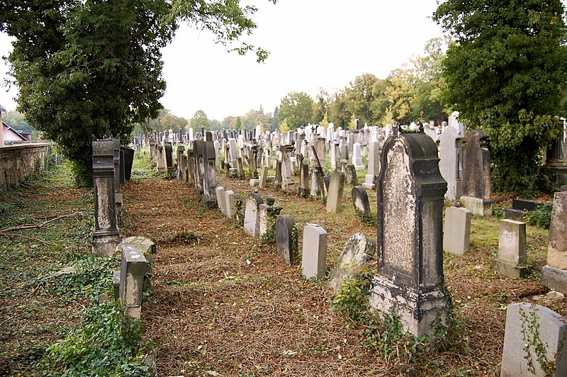 File:Jewish cemetery in Teplice, 2011, 06.JPG