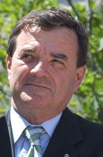 Canadian Finance Minister Jim Flaherty