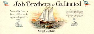 Job Brothers & Co., Limited - Image: Job Brothers & Co., Limited logo