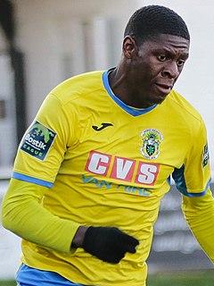 Joel Nouble English footballer