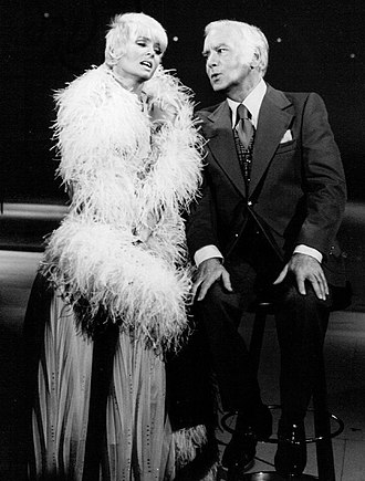 Joey Heatherton - Heatherton and her father Ray performing in 1975