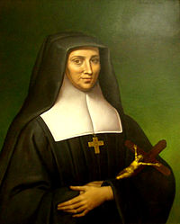 Resultado de imagen para Santa Juana Francisca Frémiot de Chantal
