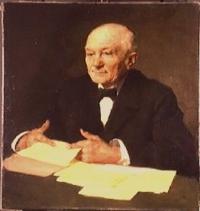 Johannes Steenstrup by Herman Vedel.png