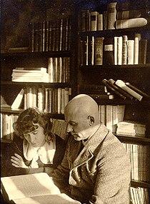 Johannes ja Emilie Barbarus 1931.jpg