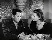 John Garfield and Dorothy McGuire in Gentleman's Agreement trailer