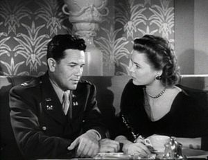 Dorothy McGuire - Dorothy McGuire and John Garfield in Gentleman's Agreement (1947)
