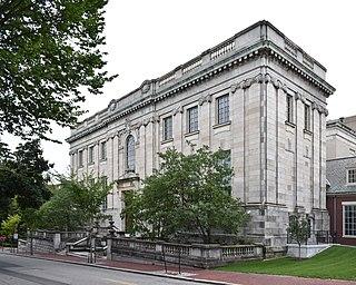 John Hay Library Library at Brown University