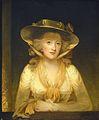 John Hoppner - Portrait of Lady Cunliffe (1780s).jpg