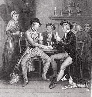 Auld Lang Syne Robert Burns poem set to traditional melody