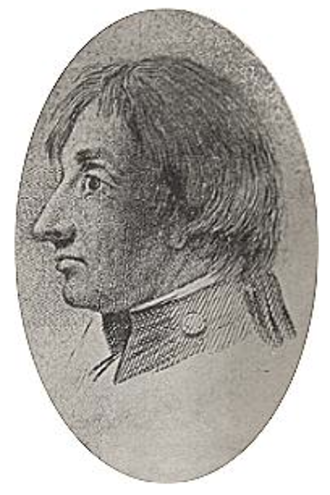 John Parr (colonial governor) - Governor John Parr - etching from a portrait dated 1780