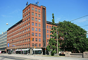 Wärtsilä - Wärtsilä headquarters in Helsinki