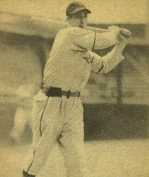 Johnny Rizzo - Image: Johnny Rizzo 1940 Play Ball card