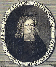 Jonas Petri Linnerius