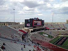 Jones At T Stadium Wikipedia