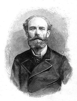 José Casado del Alisal - José Casado del Alisal, in  La Ilustración Española y Americana (1886)
