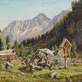 Josef Hoffmann Das Scharreck im Seethal bei Mallnitz.jpg