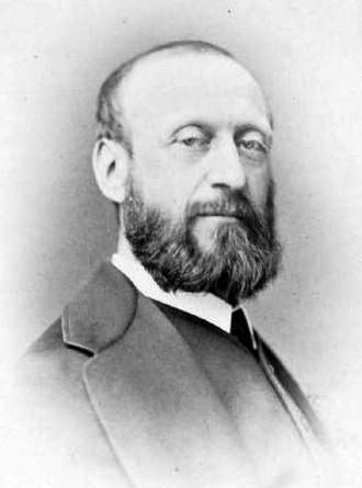 Joseph-Henri Altès - Photograph of Joseph-Henri Altès  by Pierre Petit in 1860.