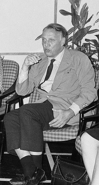 Joseph Losey - Losey in 1965
